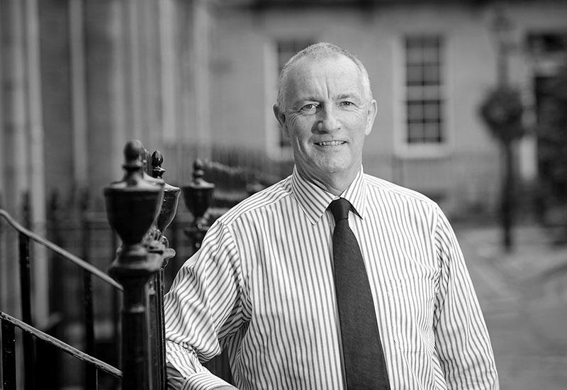 Mark Clarke is the chairman of Frontier International.