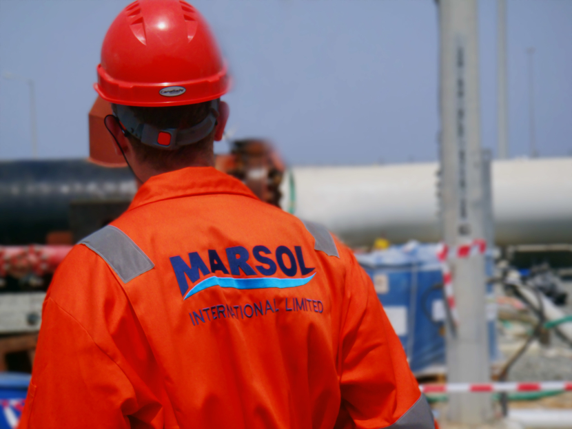Marsol is a Dubai-based global marine technology and service provider.