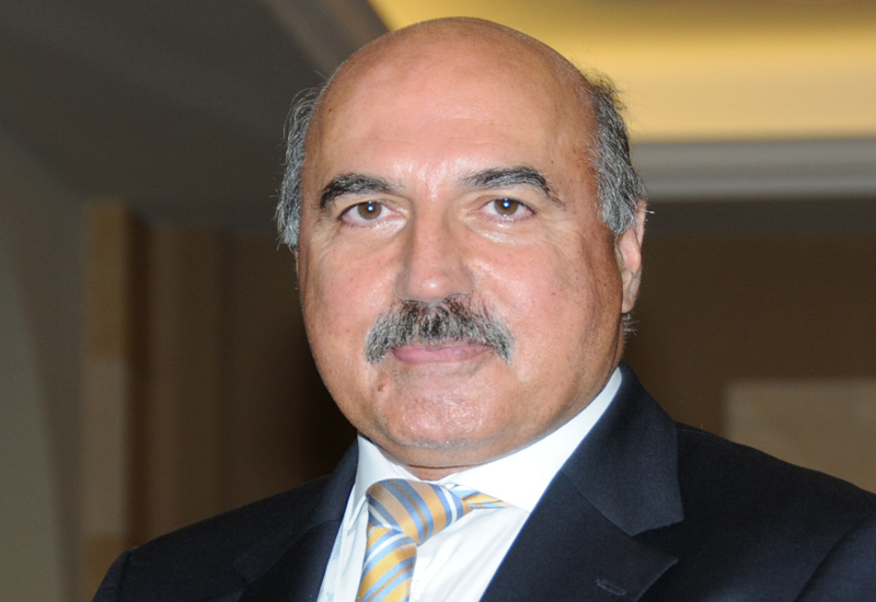 Moss Daemi, director MENA & INdia for DNV GL - Oil & Gas.