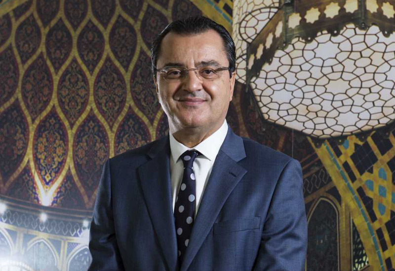 Mounir Bouaziz is Shell's vice president of commercial and business development for the Middle East, North Africa and South Asia.