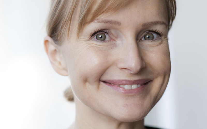 Pernille Fabricius, Chief Financial Officer of Topaz Energy and Marine.