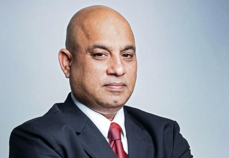 Nadeem Raza, group CEO, DIA33.