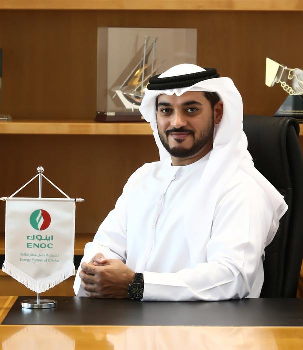 Nader Al Fardan, GM of Emgas.