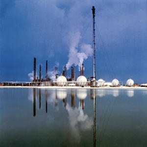 Abu Dhabi purchased the troubled chemical maker and today the company is profitable and part of the US Shale revolution.