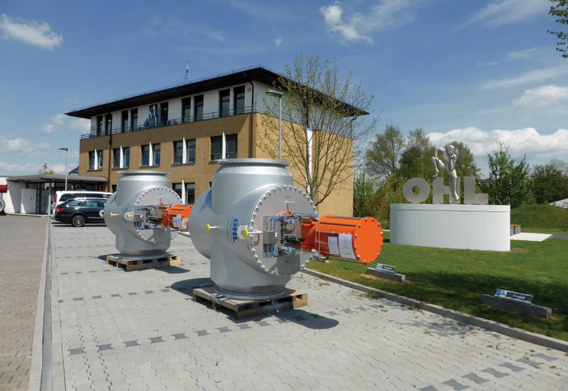 OHL Gutermuth Industrial Valves is consistently pursuing the aims of continuous optimisation of its performance and adaptation to the latest technological innovations.