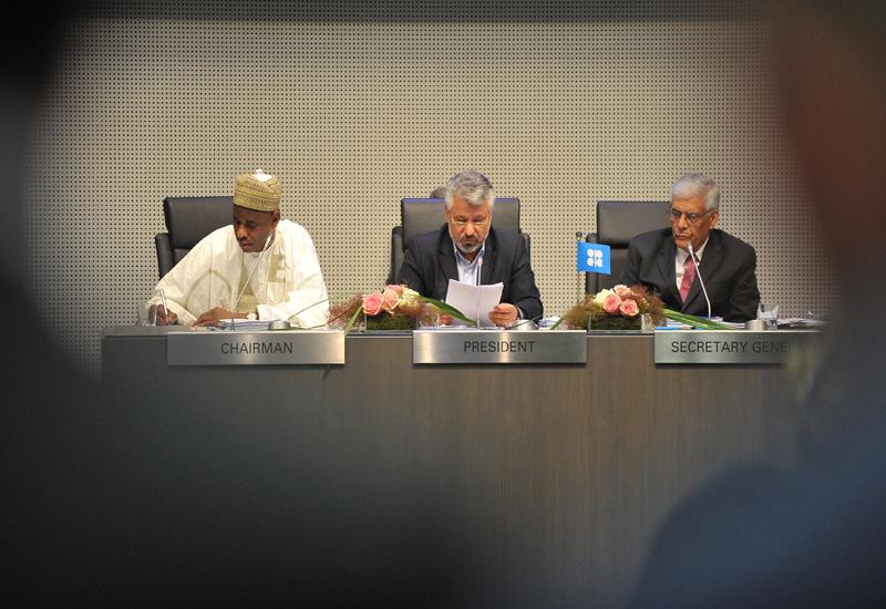 OPEC's current target stands at 30 million barrels per day.