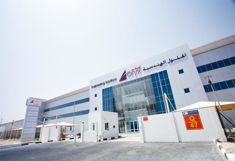 Oryx's facility offers something new for Ras Laffan Industrial City.