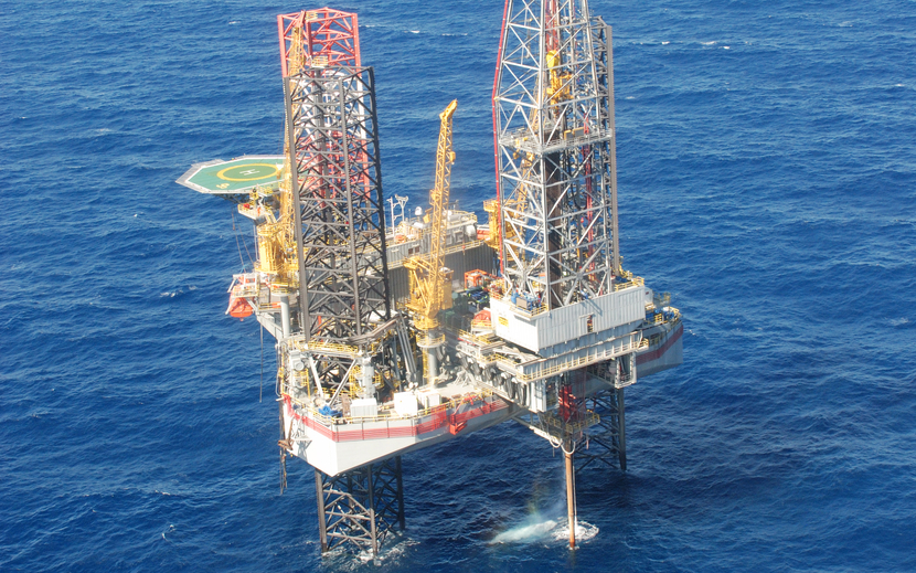 The supergiant Zohr offshore gas field was discovered in 2015 in the Egyptian section of the Mediterranean Sea.