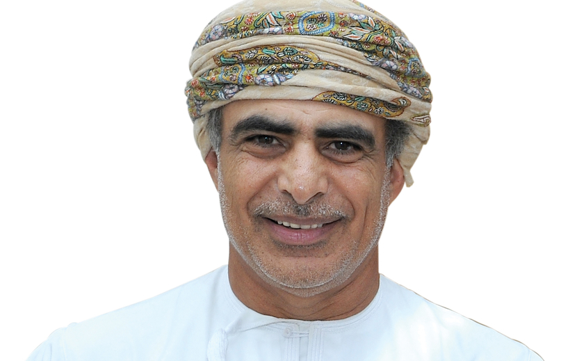 Oman's minister of oil and gas Dr Mohammed bin Hamad Al Ruhmy.