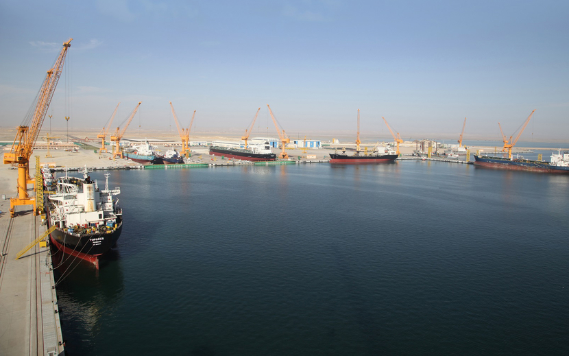 , Oman Oil signed a bunkering license and land lease agreement with Port of Duqm Company