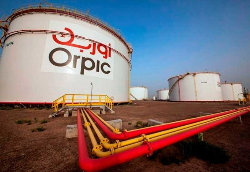 During March 2017, chemical production decreased in every region except Africa, the Middle East and Asia-Pacific. (Image: Orpic aromatics plant)