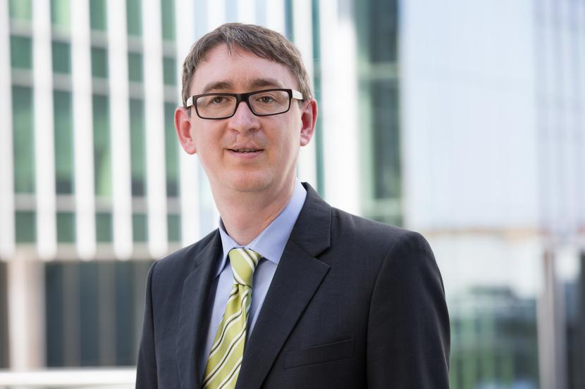 Owain Johnson, Managing Director, DME.