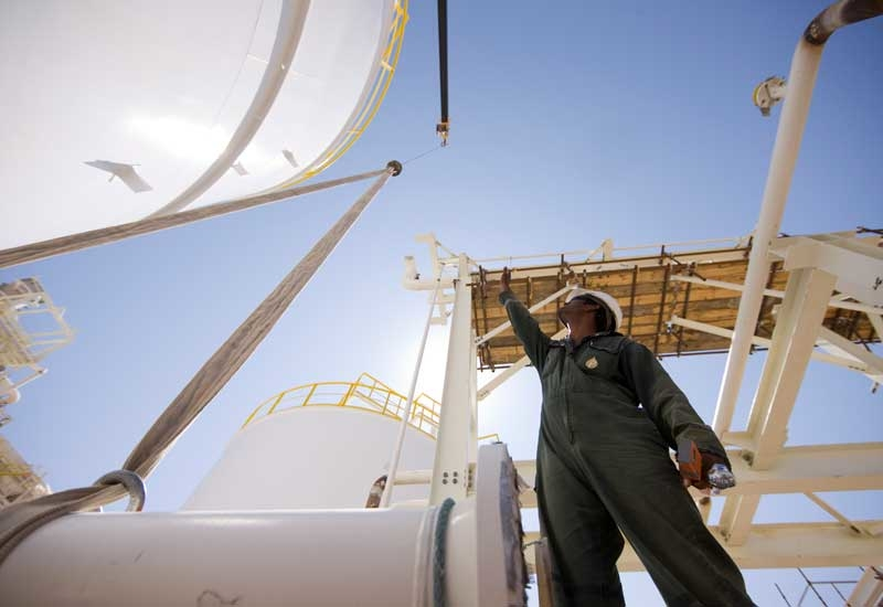 Khazzan is one of the region's major tight gas projects.