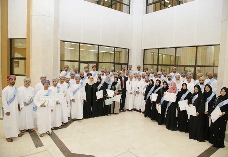 In 2017, two PDO sponsored scholars qualified with PhDs, and there were also 51 MSc degrees, and 20 BSc degrees, through the flagship scholarship scheme of PDO.