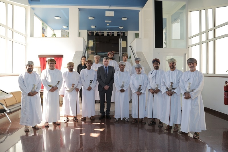 PDO announced the list of projects at a signing ceremony of eight Memorandums of Understanding (MoUs) with Omani community leaders at its Knowledge World complex last week.