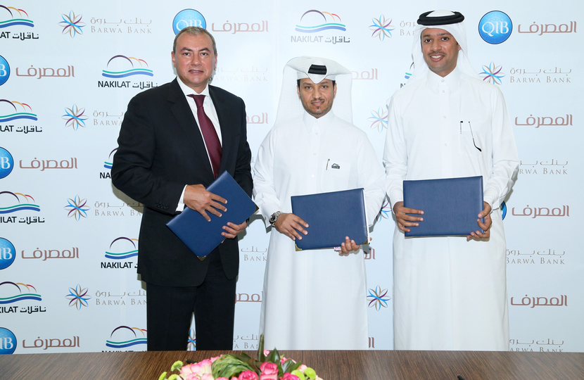 Nakilat has expanded its fleet with three new LNG vessels.