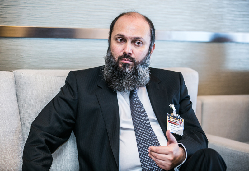 Jam Kamal Khan, Pakistan's Minister of State for Petroleum and Natural Resources. (ITP Photography/Grace Guino)