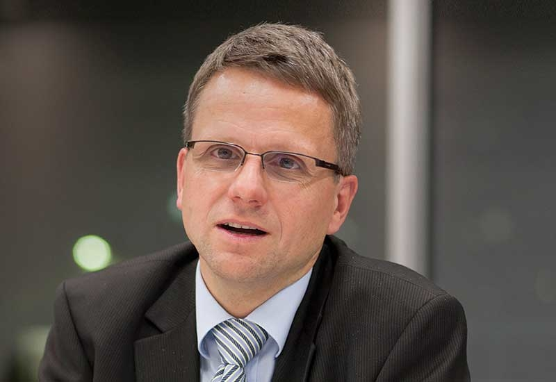 Peter Terwiesch, president, Industrial Automation Division, and member, Group Executive Committee, ABB Ltd, Switzerland.