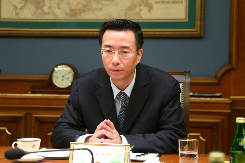 """""""PetroChina will study the opportunity (of the Aramco IPO) according to market conditions and national interests,"""" Petro China's vice chairman Wang Dongjin."""