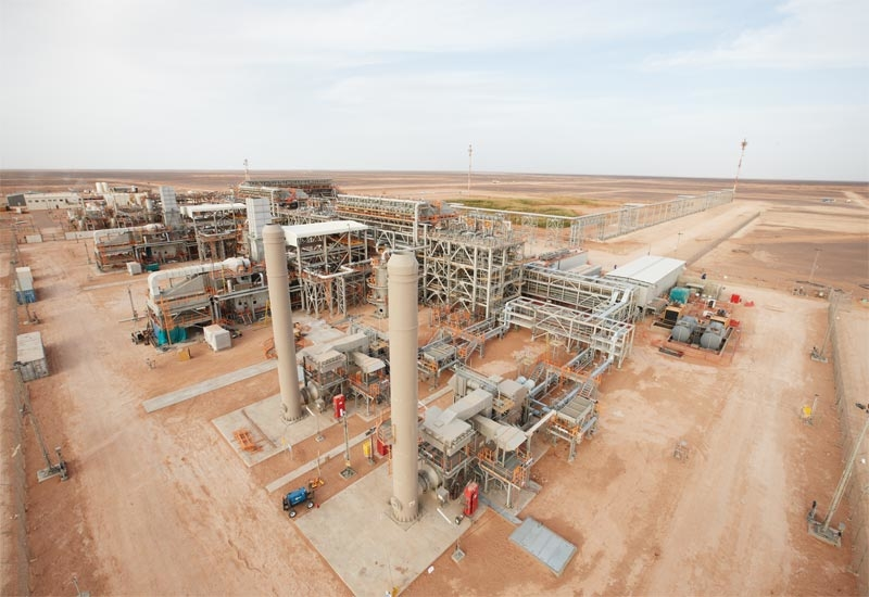 A JV with CPECC is set to pay dividends from Chinese oil companies.