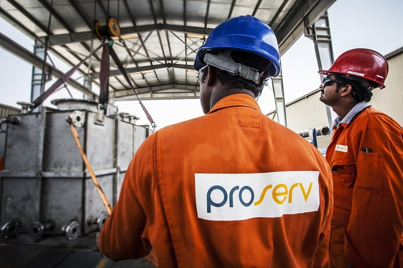 In the Middle East region, Proserv has operations in Dubai, Abu Dhabi, Qatar and Saudi Arabia and employs around 275 people.