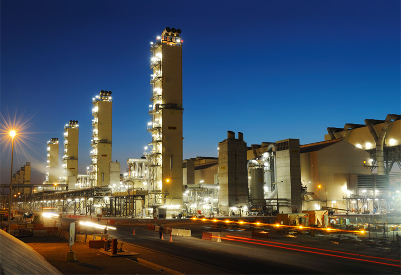 Qatargas facility