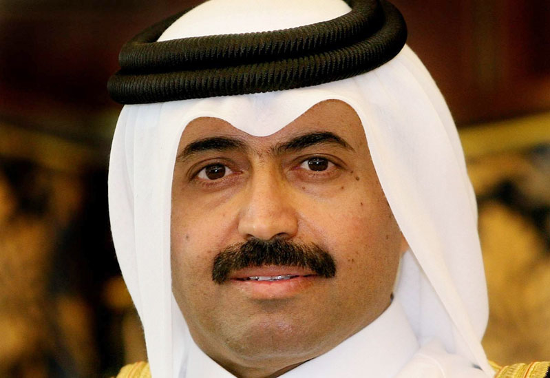 Dr. Mohammed bin Saleh Al-Sada, Minister of Energy and Industry and chairman & managing director of Qatar Petroleum.