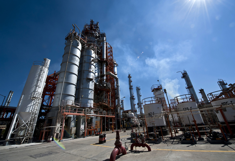 Saudi Aramco intends to build the largest industrial complex for gas in the world a cost of $2.1bn in Jazan.