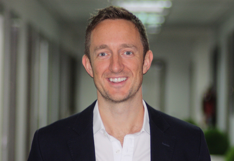 Robbie Pond is the Abu Dhabi general manager for TWMA.