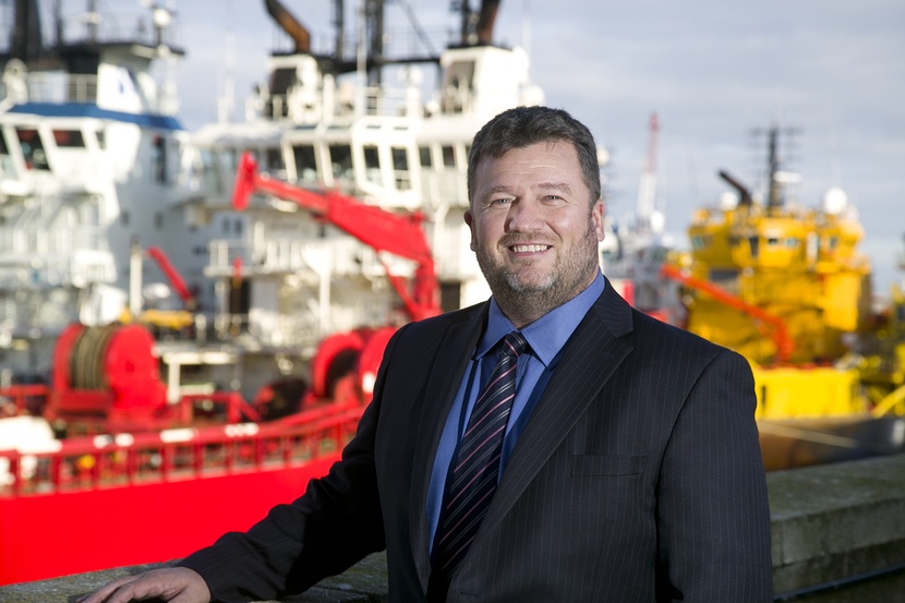 Roddy James is the chief operating officer of N-Sea.