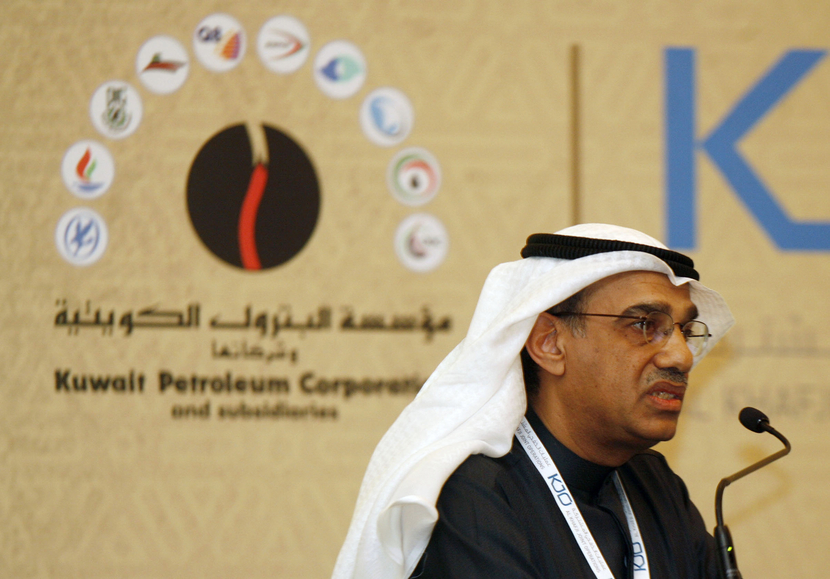 KOC director Sami Al-Rushaid atold reporters he expected current production rates to continue. GETTY IMAGES