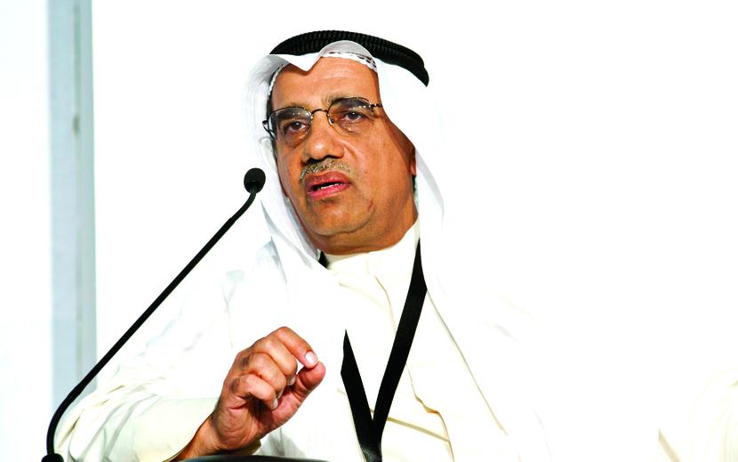 Sami Al-Rushaid, chairman and managing director of Kuwait Oil Company