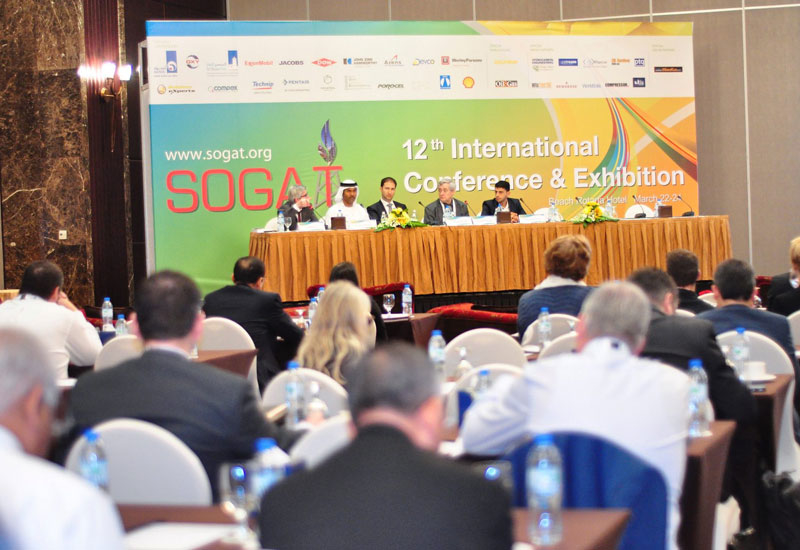 SOGAT offers  sour gas players the opportunity to showcase their portfolio and services.
