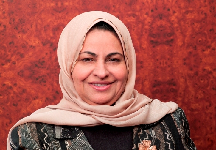 Sarah Akbar of Kuwait Energy. GETTY IMAGES