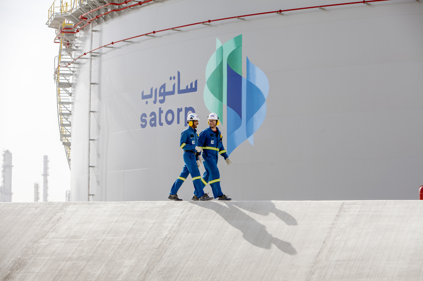 Satorp is a joint venture between Saudi Aramco and Total.