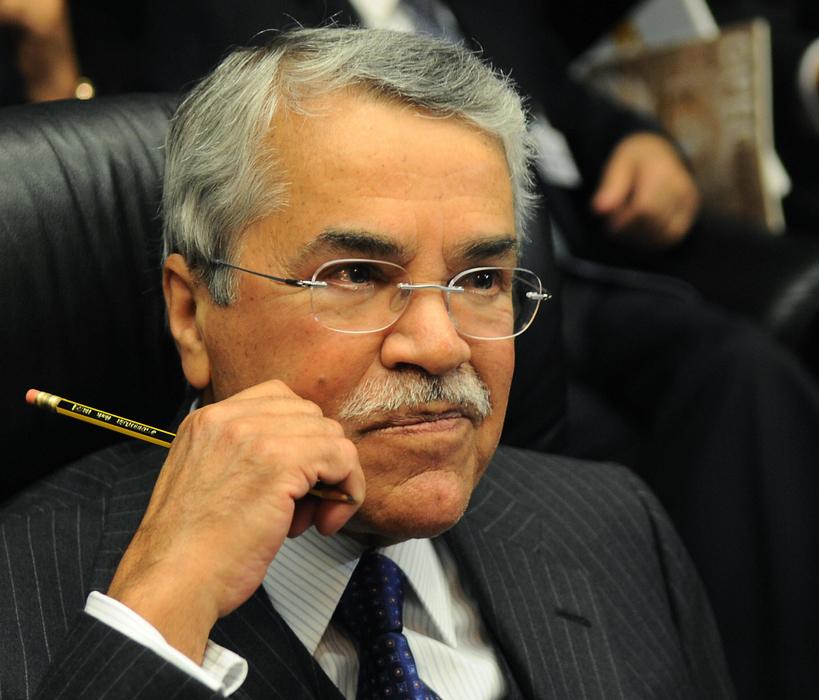Ali Al-Naimi, Saudi Arabian Oil Minister.