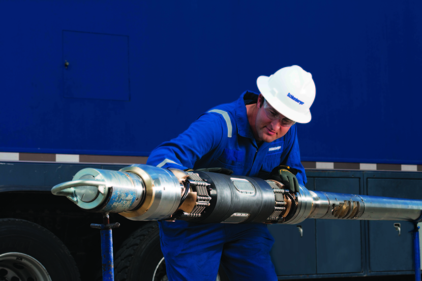 (SLB Saturn Image) Schlumberger outlook robust with global drilling surge.
