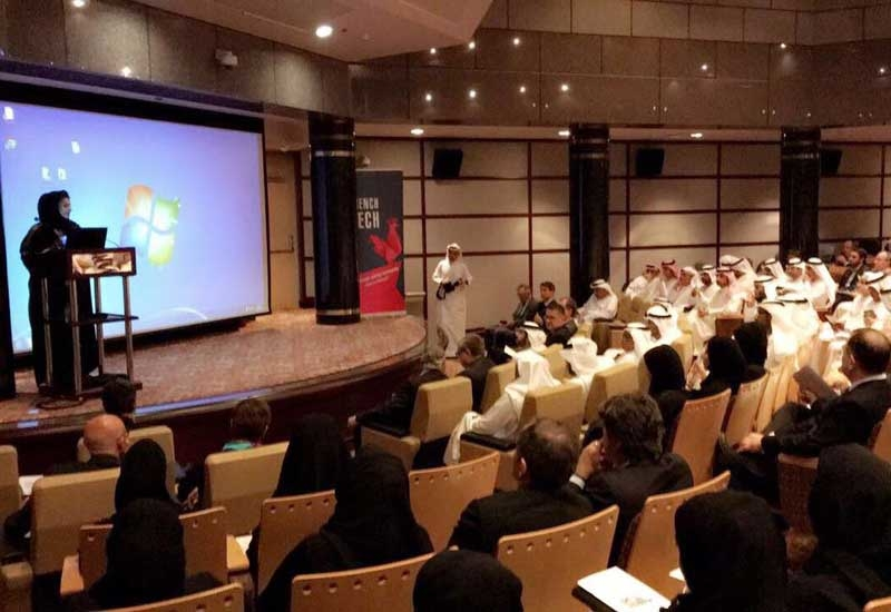 The meetings at the second UAE-France Oil & Gas Symposium included several presentations of French experts.