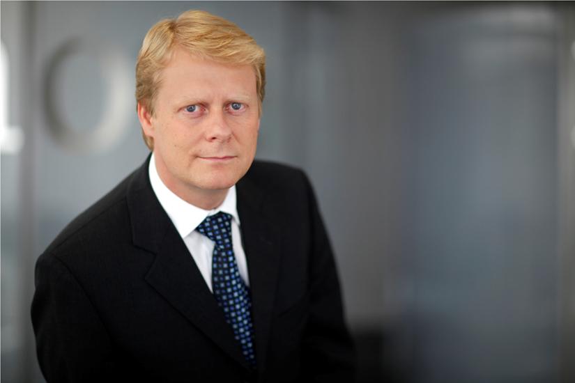 Siemens UAE CEO Kay Zwingenberger.