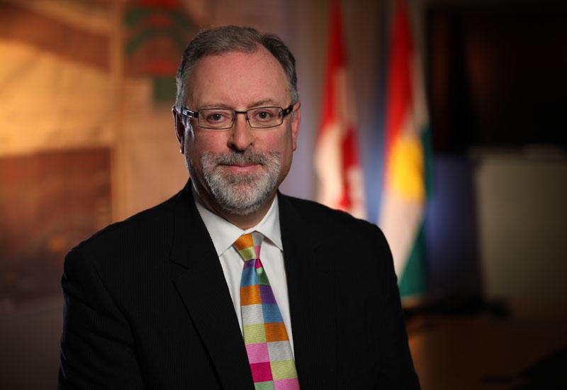 Simon Hatfield, WesternZagros chief executive officer