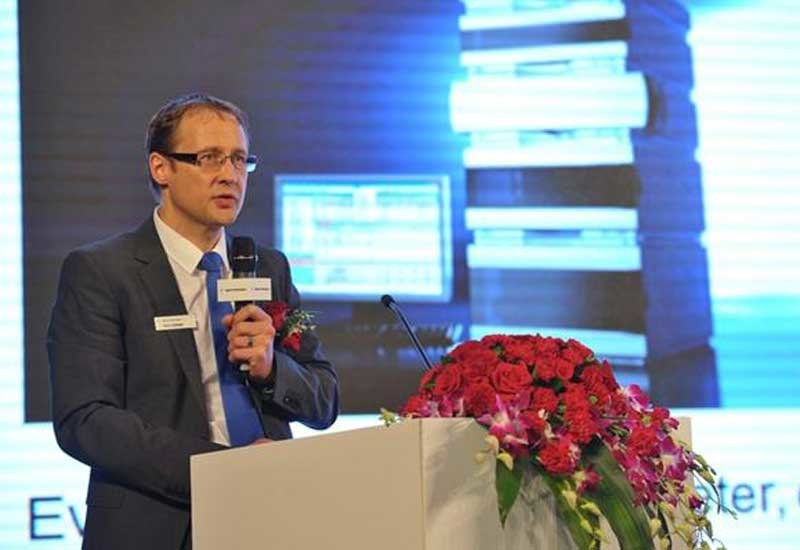 Stefan Schuette, vice president and general manager, liquid phase separation division, Agilent Technologies.