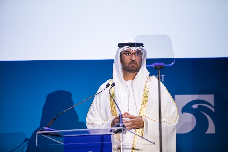 """""""This expanded partnership model marks a key milestone in the future growth of ADNOC"""": UAE Minister of State and ADNOC CEO Dr Sultan Ahmed Al Jaber."""