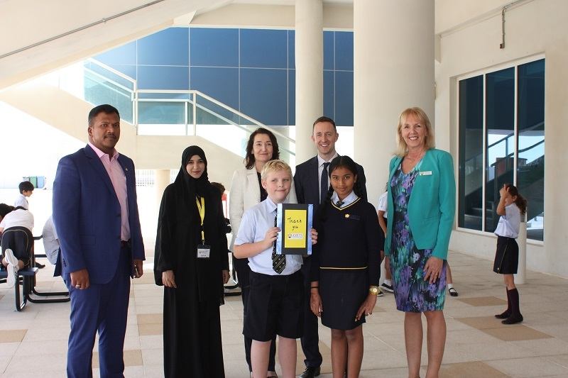 Amity, a non-profit school in Abu Dhabi, recently built a new facility to allow the school to deliver the best possible education to students in the area.
