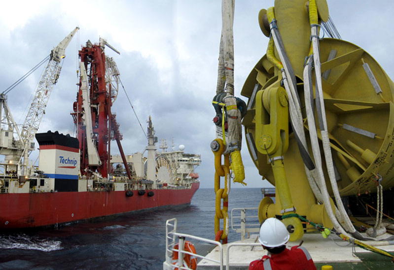 Technip is targeting savings of over $900mn.