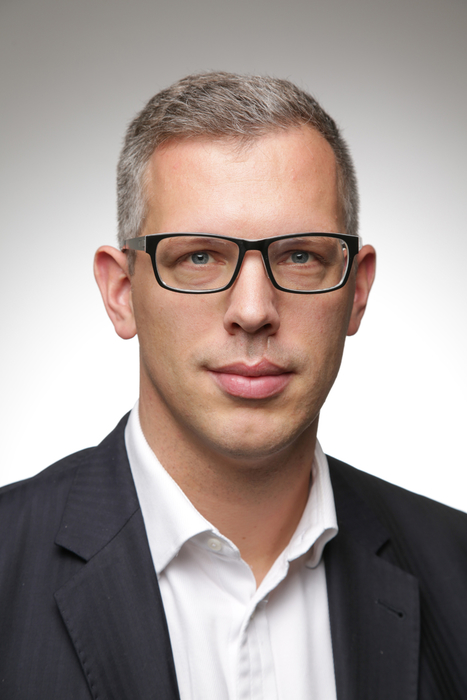 Thomas Walkenhorst, CEO, TÜV SÜD Chemie Service.