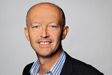Tim Dodson, executive VP for Exploration in Statoil.