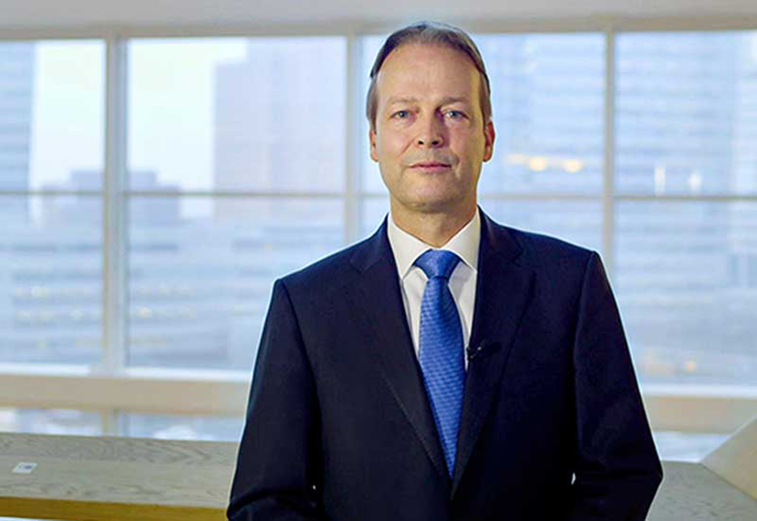 Ton Büchner recently guided AkzoNobel to success in a prolonged takeover bid with US competitor PPG Industries.