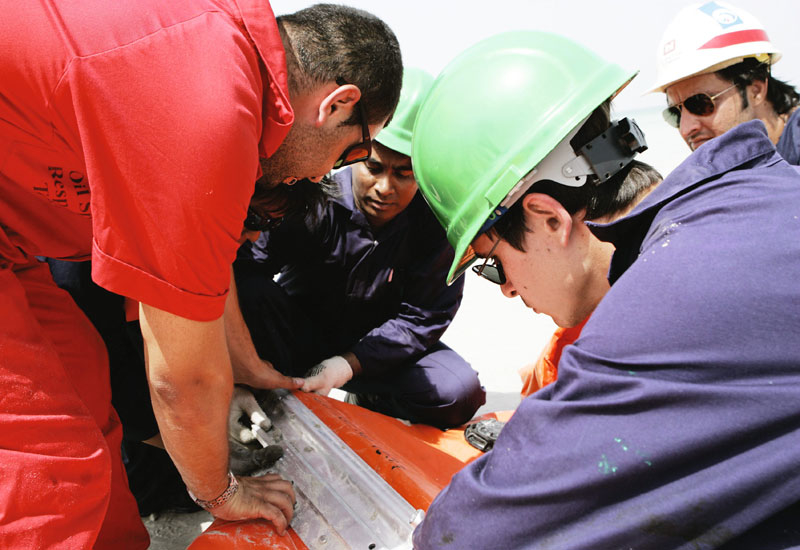 NDT is an essential service which involves the testing and evaluation of pipes, pressure vessels, oil platforms and other key industrial components to identify flaws or defects without causing damage.