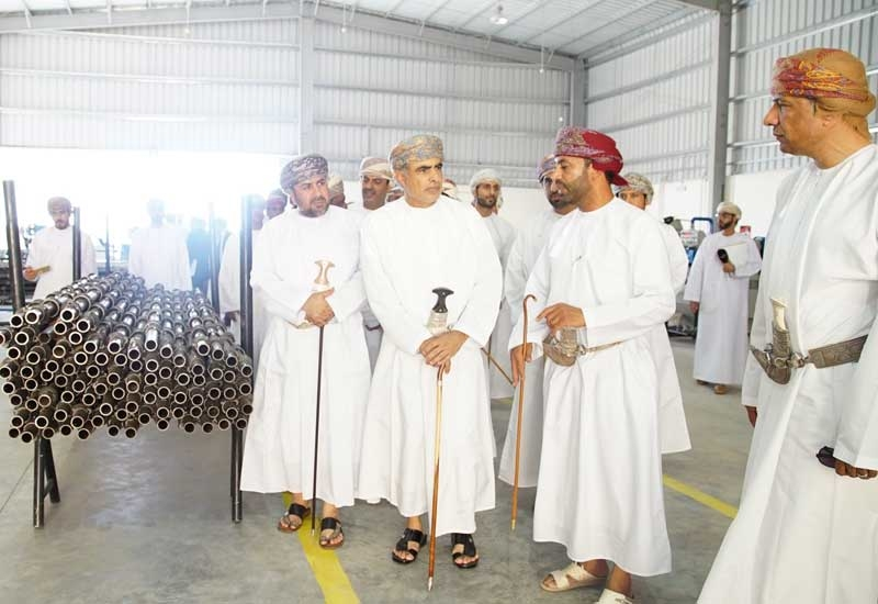 Triangle Engineering will become the second Omani scaffolding factory to serve the national economy.