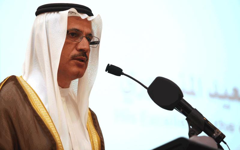 A file photo of UAE Economy Minister Sultan bin Saeed Al Mansouri.
